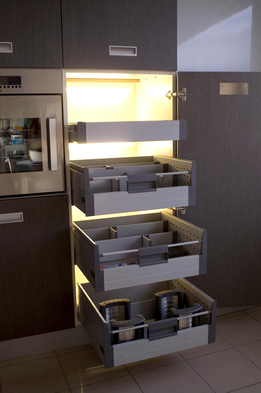 Accessori vari elettrolegno pepe s a s - Accessori per cassetti cucina ...